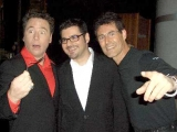 Michael (Bully) Herbig and Rick Kavanian Famous German Comedians