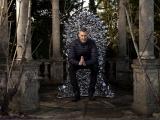 Uri Geller Kellogg's Throne of Spoons.