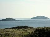 Lamb and Craigteith Islands