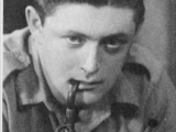 My father in the British Army