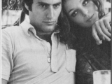 Iris Davidesco and I in 1972.
