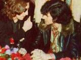 John Lennon and I talking about UFOs.