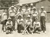 Uri on the baseball team