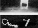 Kirlian photographs
