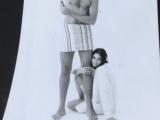 Uri Geller Modelling Photos