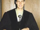 Son Daniel at Bar Graduation Exams