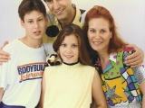 Uri with family