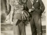 Uri's parents in Budapest.