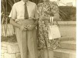 Uri's parents in Tel Aviv