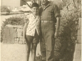 Uri and his father