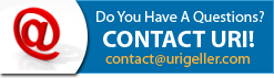 Do you have a question? Contact Uri!