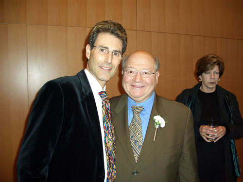 Geneva, Switzerland 2005.  Congressman Gary L Ackerman