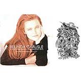 Uri's Drawing used for Belinda Carlisle's smash hits album and T-shirts
