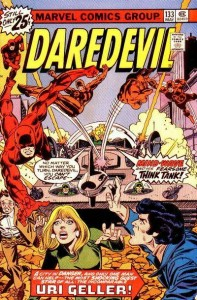 uri-geller-in-daredevil-comic