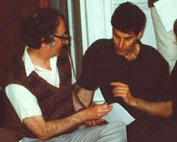 Brian Josephson, Professor of Physics, University of Cambridge, winner of the Nobel Prize for Physics 1973 with Uri Geller
