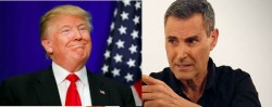 Uri Geller Predicted Donald Trump.