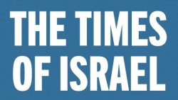 the times of israel.
