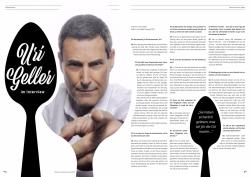 Interview Mit Uri Geller