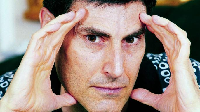The illusionist Uri Geller was investigated by US intelligence services in the 1970s DAVID HARTLEY/REX