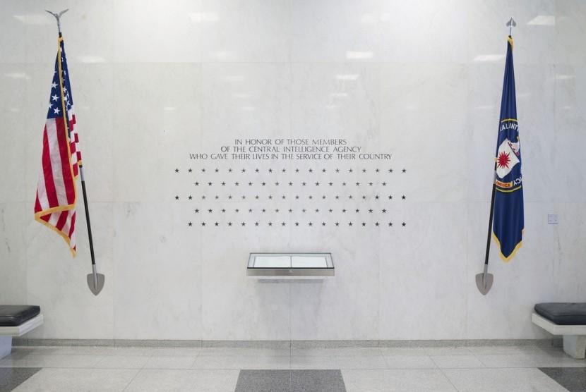 CIA atau Badan Inteliijen Pusat AS.