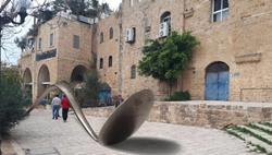 Uri Geller Museum Old Jaffa Israel
