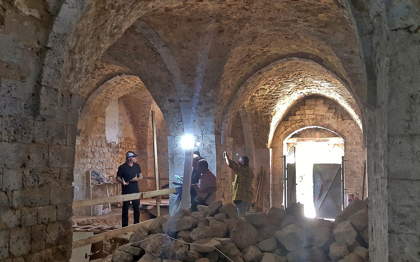 ottoman era soap factory unearthed