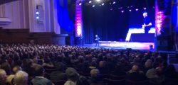 Uri Geller Talk Blackpool